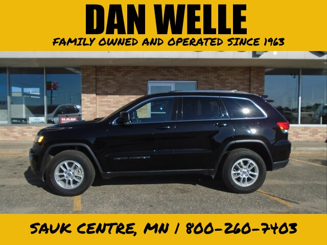 Certified Pre-Owned 2019 Jeep Grand Cherokee Laredo E